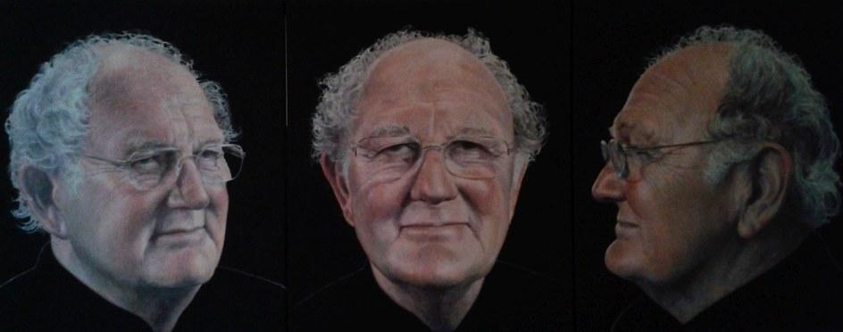 Portrait Joop van den Ende