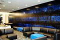 University Center Lounge Wall.