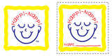 Happi-Nappi, logo and embroidery patch