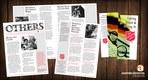 Newsletter + Booklet.