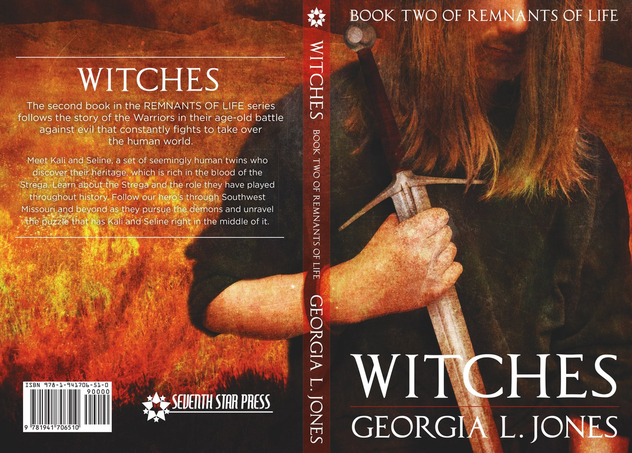 Witches: Remnants of Life, Book Two.