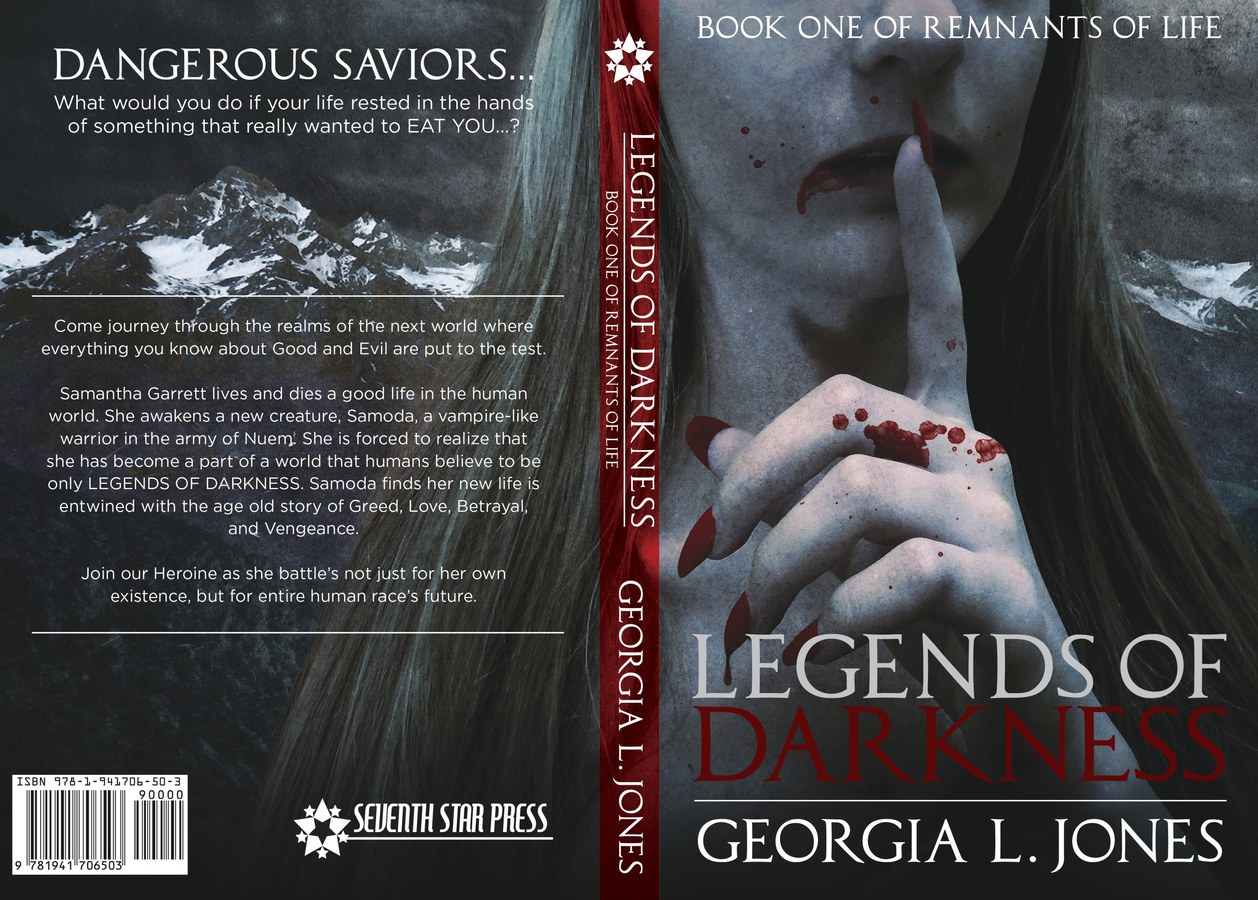 Legends of Darkness: Remnants of Life, Book One