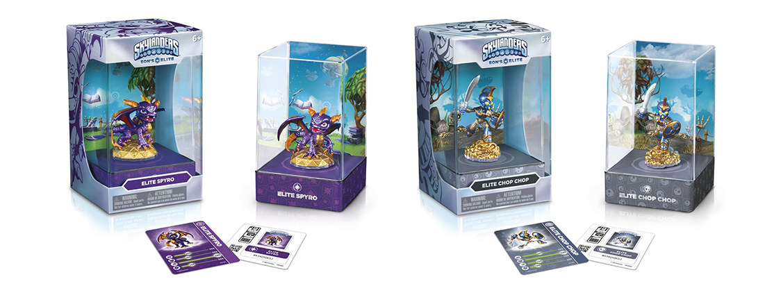 Skylanders Limited Edition Eon's Elite Packaging