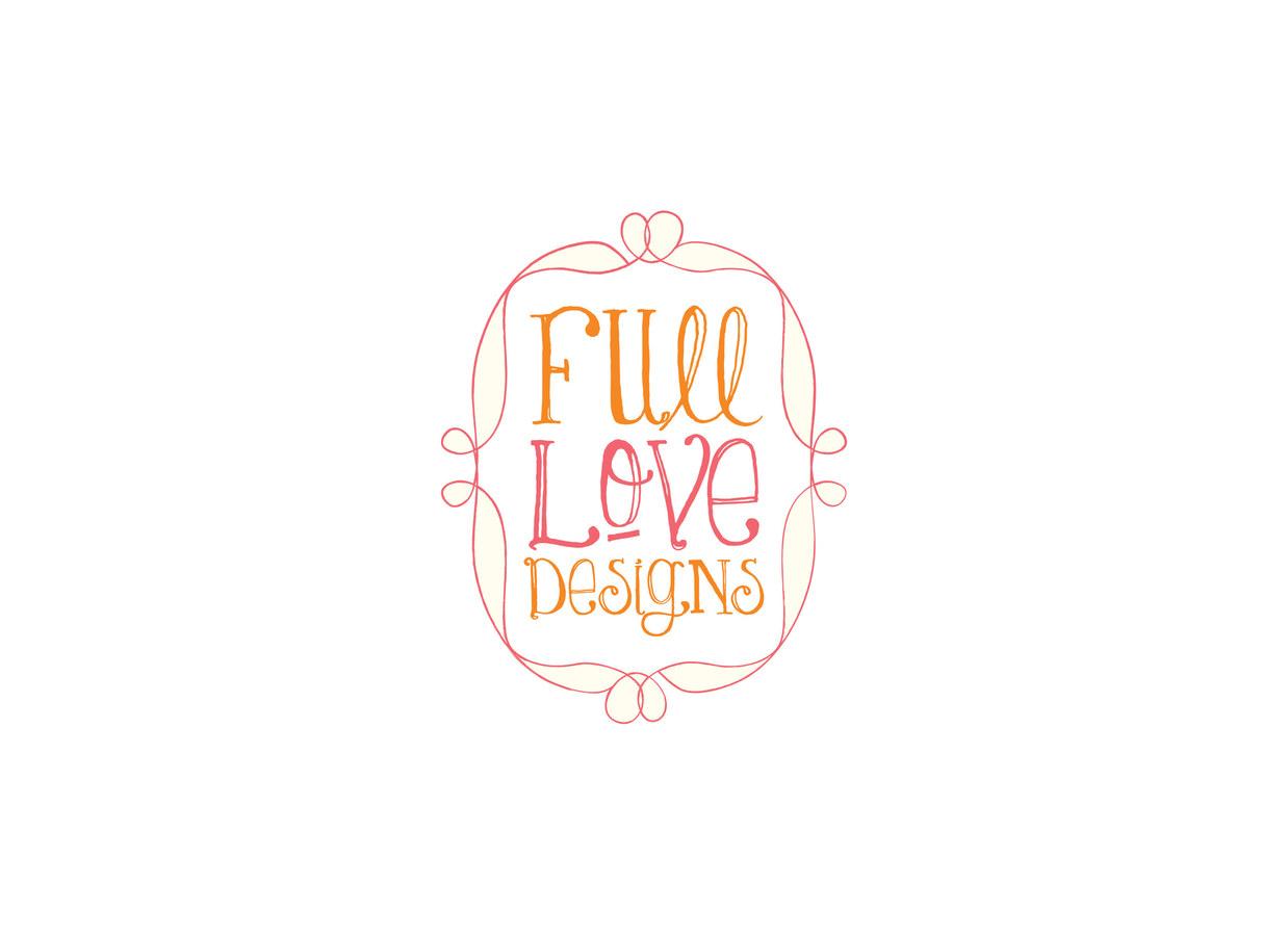 Full Love Designs Logo