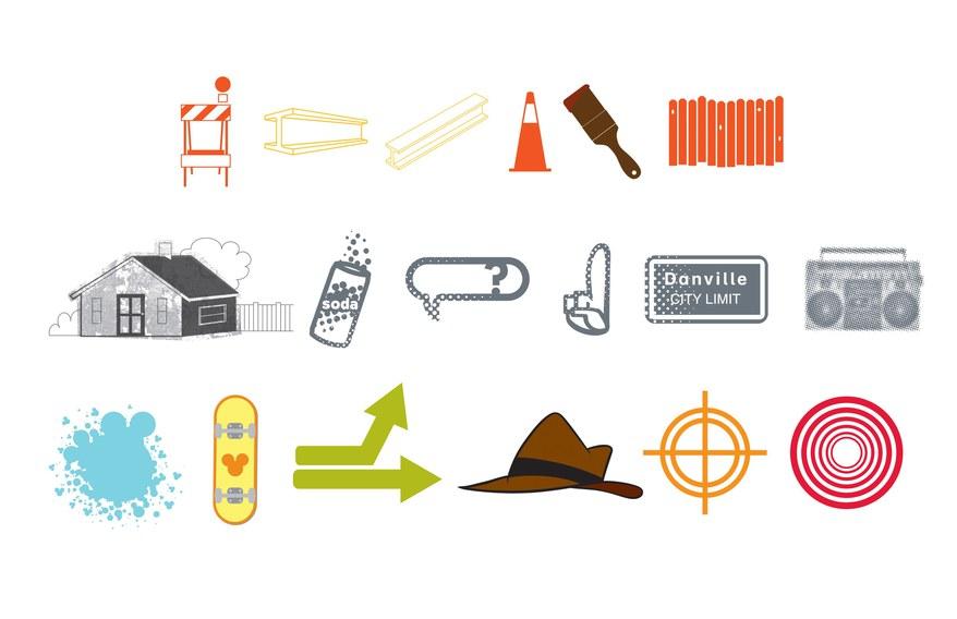 Disney Boys Icon Designs