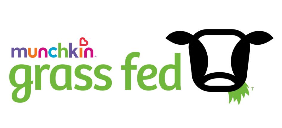 Munchkin Grass Fed Cow Logo