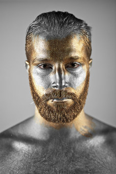 Silver to Gold - Beard #6