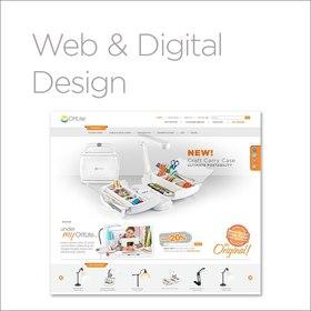 Web & Digital Design