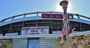 Sports Authority Field August 8, 2014