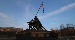 Marine Corps Memorial - Washington DC