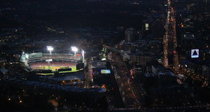 Fenway at Night - September 2014
