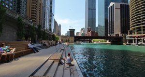 Chicago Riverwalk - May 28, 2015
