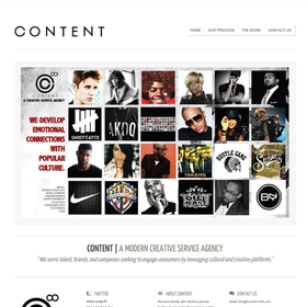 just a few of ours.... WEBSITES | DIGITAL MAGAZINES