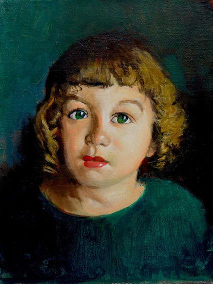 Grand Daughter Zuzka