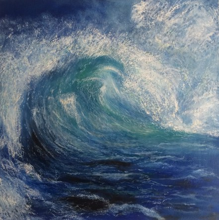 """""""Afternoon Wave"""""""