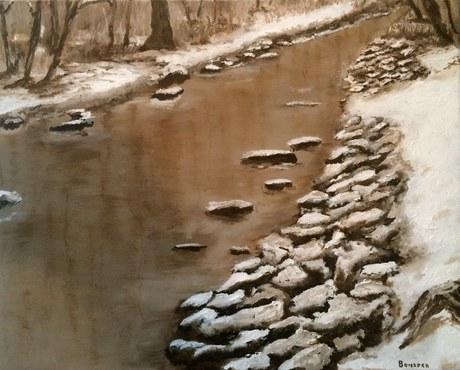 """Winter Creek 1 PM"""