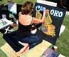 Fruit Crate Labels, La Jolla Fesitival of the Arts