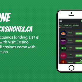 Casino HEX Mobile Responsiveness