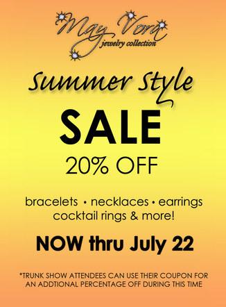 Summer Style Sale