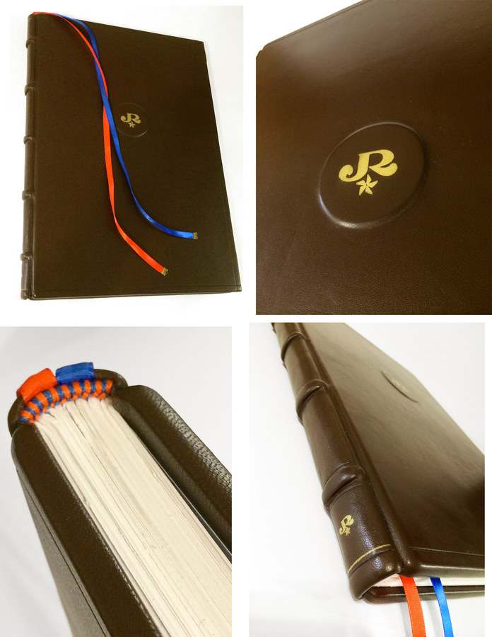 JR Portfolio Journal