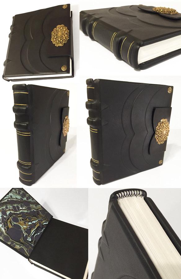 Black Lava Journal