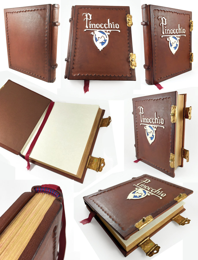Disney Pinocchio Journal