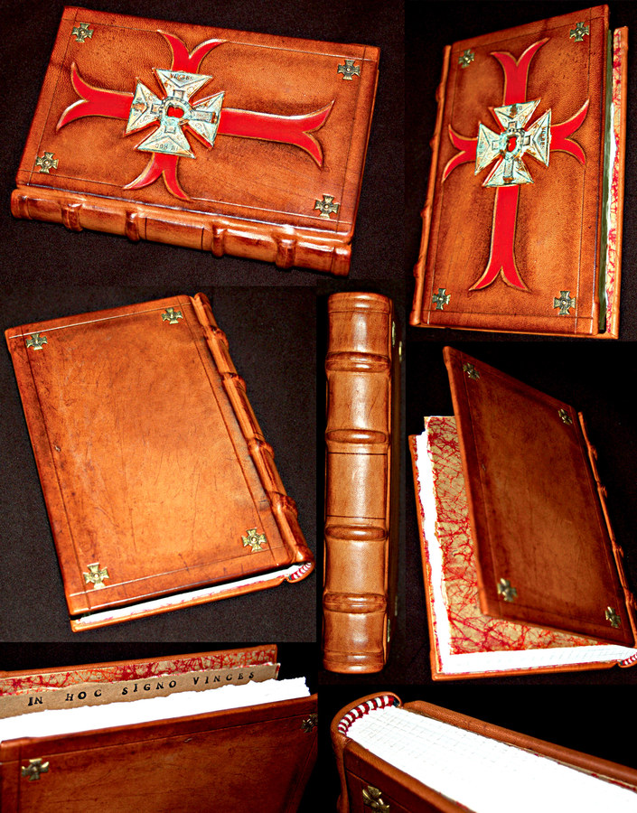 Knights Templar Travel Journal