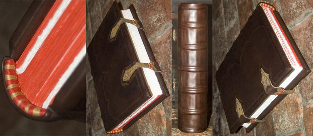 Warlock Spell Book
