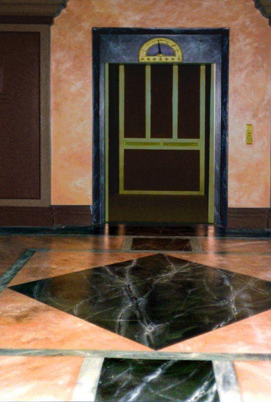 Marble Floor/ TV Pilot