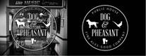 Dog & Pheasant Logo