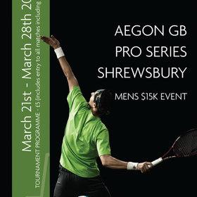My Recent Aegon Tennis Work
