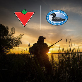 Canadian Tire & OFAH | Hunting & Fishing