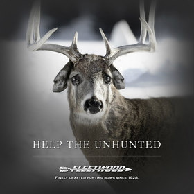 Fleetwood Archery | Help the Unhunted