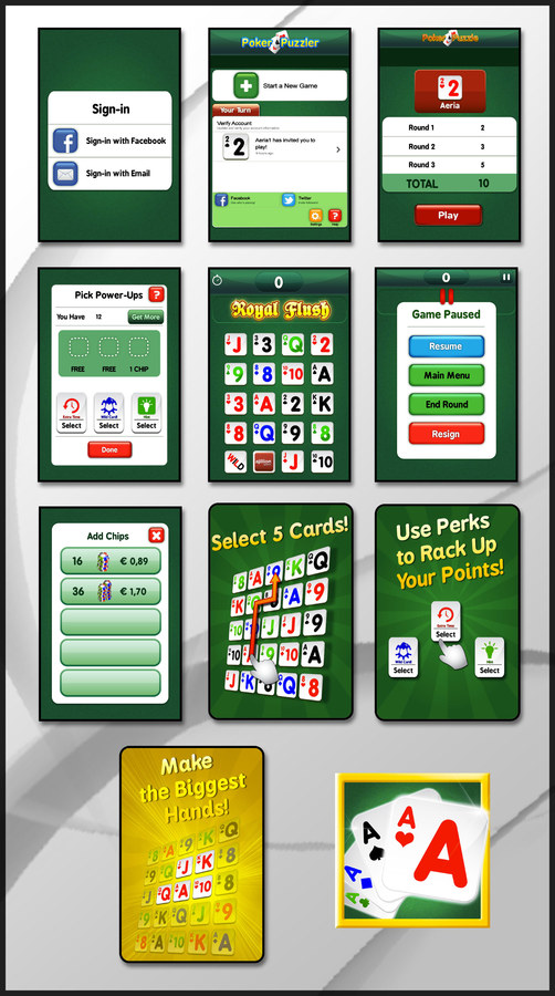The Poker Puzzle V01