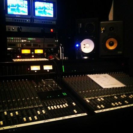 Broadcast Mixing