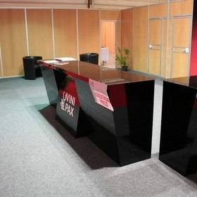 Booth concept & design