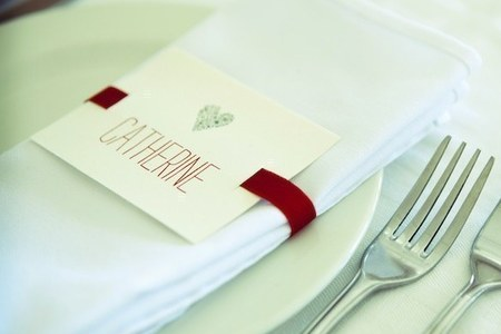 Catherine &amp; Simon: Wedding Stationery