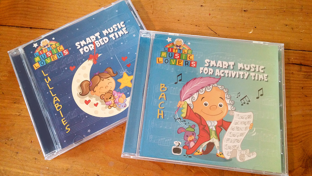 CD covers for Universal Music
