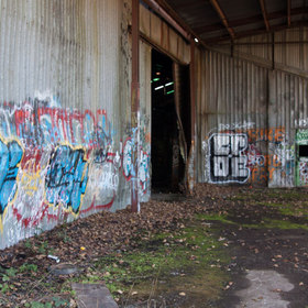 Centralia Plywood Mill