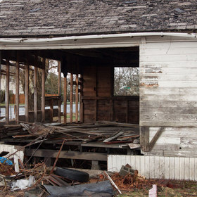 Abandoned House - Bothell