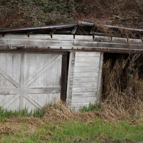 Fallen Shed - Bothell