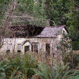 Raymond, WA - Mud House