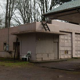 Garage - Oregon