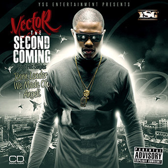 Vector_2ndComing_Album_Front