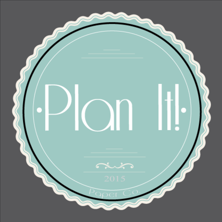 Plan It! Paper Co. Logo