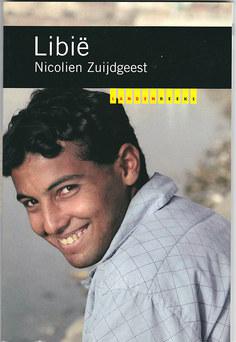 Omslag gids voor Libië, uitgave KIT Publishers