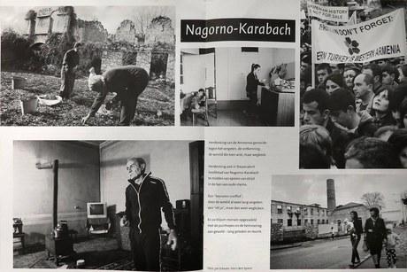 Nagorno Karabach, Vredesmagazine juni 2015