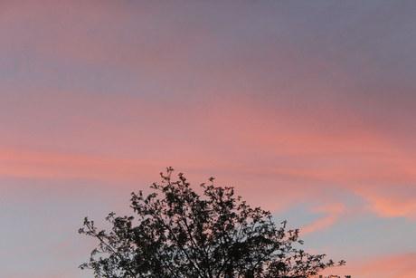 Sunset Memorial Day, Binghamton, NY #4