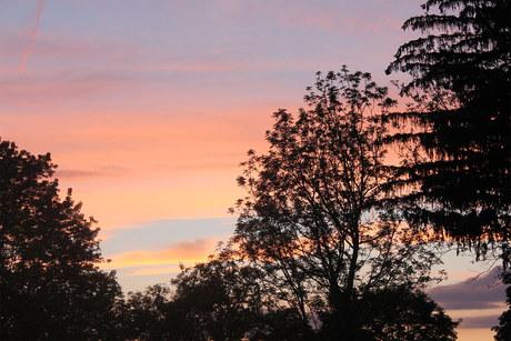 Sunset Memorial Day 2016 Binghamton, NY #5