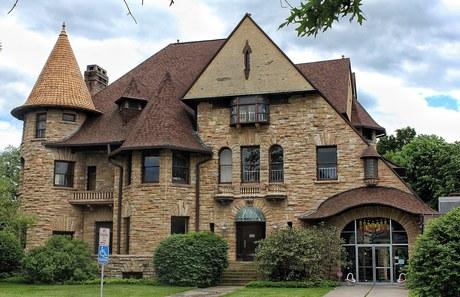 Jonas Kilmer Mansion-Temple Concord